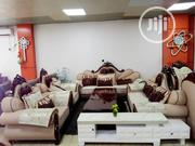 Royal Antique Fabric Sofa | Furniture for sale in Abuja (FCT) State, Wuse