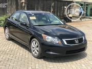Honda Accord 2008 2.4 EX Automatic Black | Cars for sale in Lagos State, Amuwo-Odofin