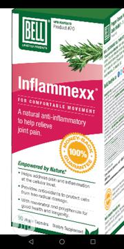 Bell Inflammax- For All Aches and Pains | Vitamins & Supplements for sale in Lagos State, Ojodu