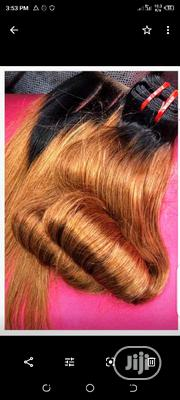 Mongolian Magic Curl Wit Matching Closure | Hair Beauty for sale in Lagos State, Yaba