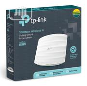 Tp-Link 300mbps Wireless N Ceiling Mount Access Point - EAP110 | Networking Products for sale in Lagos State, Ikeja