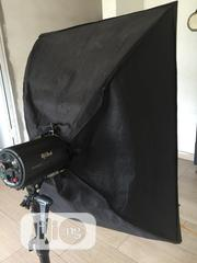 Studio Light, Stand And Soft Box | Accessories & Supplies for Electronics for sale in Lagos State, Ipaja