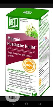 Bell Migraid Headache Relief | Vitamins & Supplements for sale in Abuja (FCT) State, Central Business District