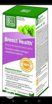 Bell Breast Health #75 | Vitamins & Supplements for sale in Plateau State, Jos North