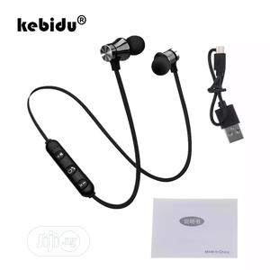 Bluetooth 4.2 Earphone Waterproof Sports Build for Iso Android