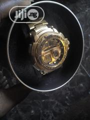 Digital/Analogue Gold Wristwatch | Watches for sale in Lagos State, Ikeja
