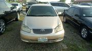 Toyota Corolla 2004 Gold | Cars for sale in Abuja (FCT) State, Kubwa