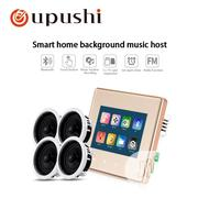 Wall Amplifier With 4 Ceiling Speakers | Audio & Music Equipment for sale in Lagos State, Victoria Island