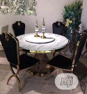4 Seater Dinning Table And Chairs | Furniture for sale in Lagos State, Ojo