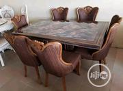 6 Seater Quality Dinning Table With Chairs | Furniture for sale in Lagos State, Ojo