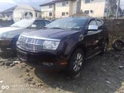 Lincoln MKX 2009 AWD Purple | Cars for sale in Rivers State, Port-Harcourt