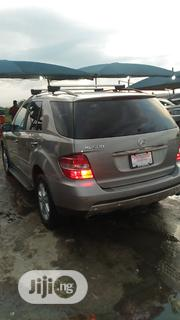 Mercedes-Benz M Class 2006 Silver | Cars for sale in Delta State, Ughelli North