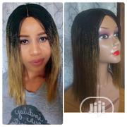 Braided Wig 2colours Black and Colour 27 | Hair Beauty for sale in Lagos State, Ojo