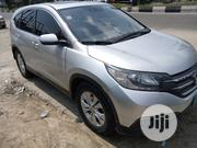 Honda CR-V EX 4dr SUV (2.4L 4cyl 5A) 2013 Silver   Cars for sale in Rivers State, Port-Harcourt
