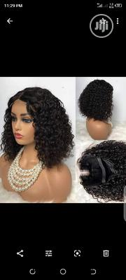 Deep Wave Full Closure Wig | Hair Beauty for sale in Lagos State, Yaba