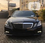 Mercedes-Benz E350 2010 Black | Cars for sale in Lagos State, Lekki Phase 1