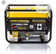 Sumec Firman Generator Spg3000 3kva With Key Starter | Electrical Equipments for sale in Lagos State, Ojo
