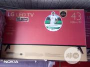 "Original 43""Lg LED TV With Two Years Warranty 
