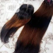 Double Drawn Ombre Cute Human Hair | Hair Beauty for sale in Lagos State, Yaba
