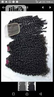 The Pixie Curl Wit Matching Closure | Hair Beauty for sale in Lagos State, Yaba