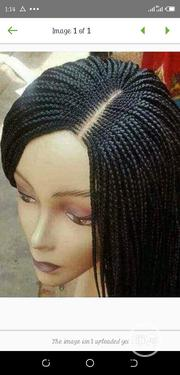 Braided Weav Wig   Hair Beauty for sale in Lagos State, Yaba