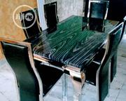 Set of Morble Dining Wit Chria by 6 | Furniture for sale in Lagos State, Epe