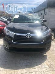 Toyota Highlander 2015 Black | Cars for sale in Lagos State, Lekki Phase 1