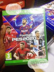 X Box 1 Pes 2020 | Video Games for sale in Lagos State, Ikeja