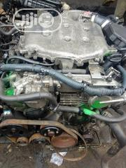 Home Of Nissan Inflniti FX35 Engine Japan Used And Parts | Vehicle Parts & Accessories for sale in Lagos State, Mushin