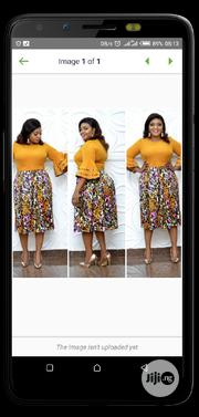 New Female Quality Turkey Flare Gown | Clothing for sale in Lagos State, Amuwo-Odofin