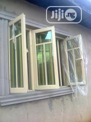 Casement Windows With Sliding Net And Burglary | Windows for sale in Lagos State, Alimosho