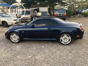 Lexus SC 2005 430 Convertible Blue | Cars for sale in Abuja (FCT) State, Jahi