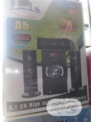 Powerful Home Theater System With Great Sound Play Bluetooth USB | Audio & Music Equipment for sale in Ondo State, Odigbo