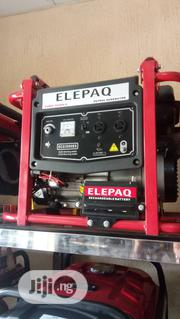 Elepaq Constance Generator 3990es 3.5kva | Electrical Equipments for sale in Lagos State, Ojo