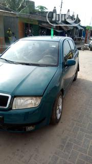Skoda Fabia 2002 Automatic Blue | Cars for sale in Lagos State, Ikotun/Igando