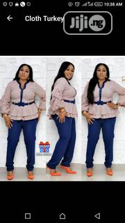 New Turkey Female Office Blouse and Trouser | Clothing for sale in Lagos State, Amuwo-Odofin