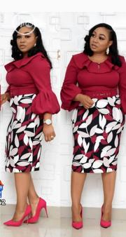 New Fitted Turkey Female Gown | Clothing for sale in Lagos State, Amuwo-Odofin