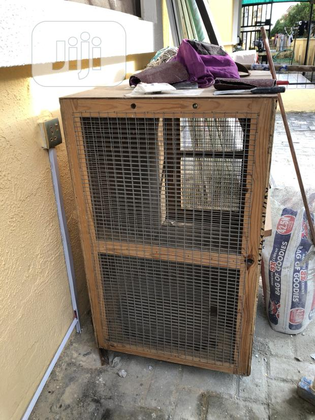 Archive: Big Dog Cage