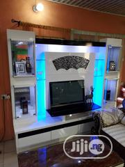 TV Stand With Background | Furniture for sale in Lagos State, Amuwo-Odofin