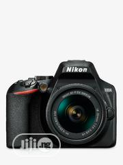 Nikon D3500 Camera With 18-55mm Lens | Photo & Video Cameras for sale in Lagos State, Ikeja