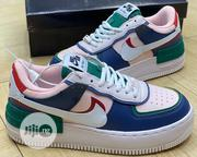 Original Nike Air Force 1 Men's Quality Leather Sneakers | Shoes for sale in Lagos State, Lagos Island