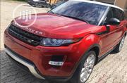 Land Rover Range Rover Evoque 2015 Red   Cars for sale in Lagos State, Lekki Phase 2
