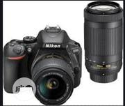 Nikon DSLR Camera D5600 With 18-55mm F/3.5-5.6g VR Lens | Photo & Video Cameras for sale in Lagos State, Ikeja
