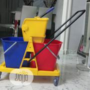 Quality Industrial Mop Bucket, 2 In 1 | Home Accessories for sale in Abuja (FCT) State, Wuse