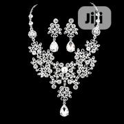 Bridal Necklace + Earring | Jewelry for sale in Abuja (FCT) State, Dutse