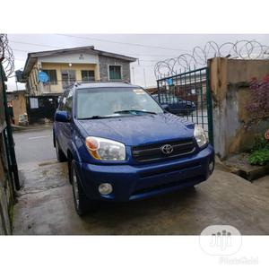 Toyota RAV4 2005 2.0 D-4D 4x4 Executive Blue