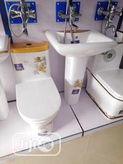 England Executive Water Closet Toilet Set   Plumbing & Water Supply for sale in Lagos State, Lagos Mainland