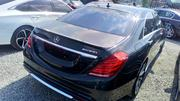 Mercedes-Benz S Class 2018 Black | Cars for sale in Abuja (FCT) State, Durumi