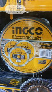 "9"" Diamond Disc 