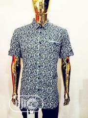 Quality Lerros Short Sleeves Shirt | Clothing for sale in Lagos State, Ikeja